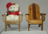 Adirondack Chairs for Children