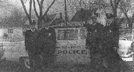 East Ann Arbor Police Department, c. 1950