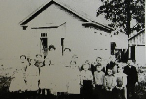 Sutherland School Students, Year Unknown